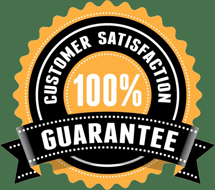 100 Satisfaction Guarantee By AS Web Designer